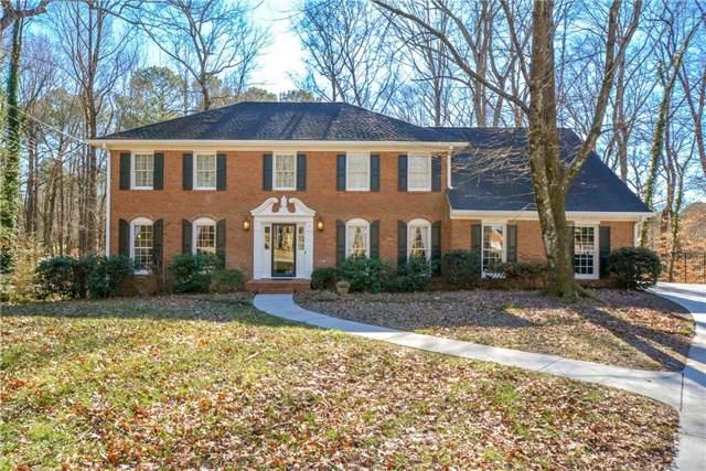 5572 Bostwick Court, Peachtree Corners, GA 30092 (MLS #6672544) :: North Atlanta Home Team
