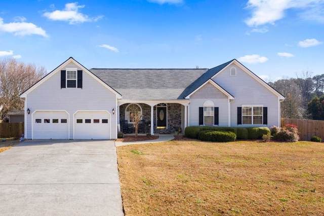 13 Sugarberry Place NE, Cartersville, GA 30121 (MLS #6672588) :: The Realty Queen Team