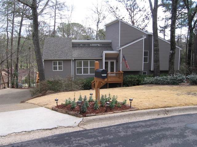 310 S Eagles Bluff, Johns Creek, GA 30022 (MLS #6672606) :: MyKB Partners, A Real Estate Knowledge Base