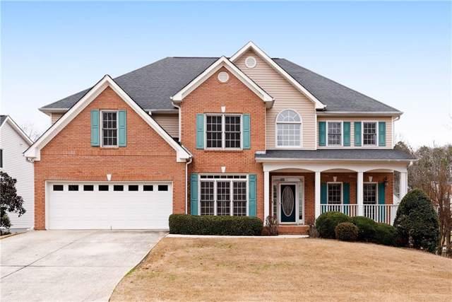 638 Alexander Farms Lane SW, Marietta, GA 30064 (MLS #6672631) :: John Foster - Your Community Realtor