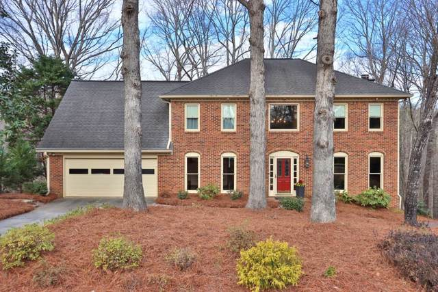 4326 N Smoke Ridge Court NE, Roswell, GA 30075 (MLS #6672660) :: John Foster - Your Community Realtor