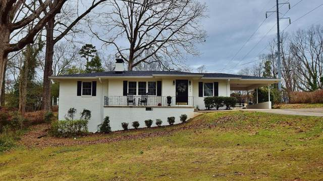 646 Fulton Drive, Gainesville, GA 30501 (MLS #6672670) :: North Atlanta Home Team