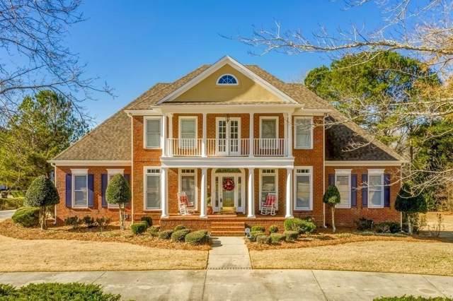 695 Birkdale Drive, Fayetteville, GA 30215 (MLS #6672687) :: North Atlanta Home Team