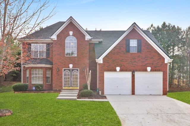 41 Courtneys Lane, Fayetteville, GA 30215 (MLS #6672690) :: North Atlanta Home Team