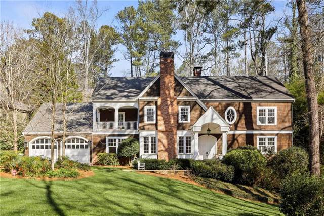4411 Jett Road NW, Atlanta, GA 30327 (MLS #6672724) :: Compass Georgia LLC