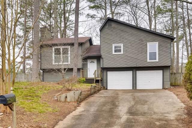 2986 Fetlock Drive SW, Marietta, GA 30064 (MLS #6672804) :: North Atlanta Home Team