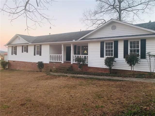 244 Oak Hill Drive, Rockmart, GA 30153 (MLS #6672819) :: John Foster - Your Community Realtor