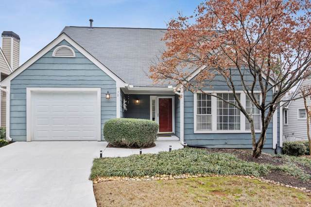 30 Mill Pond Road, Roswell, GA 30076 (MLS #6672829) :: The Realty Queen Team
