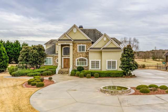 940 Winged Foot Trail, Fayetteville, GA 30215 (MLS #6672831) :: Thomas Ramon Realty