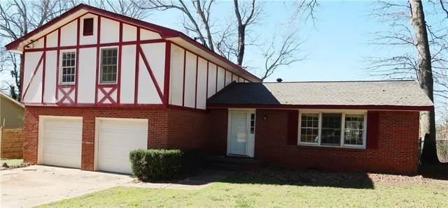 1441 W Rock Court, Stone Mountain, GA 30088 (MLS #6672894) :: RE/MAX Paramount Properties