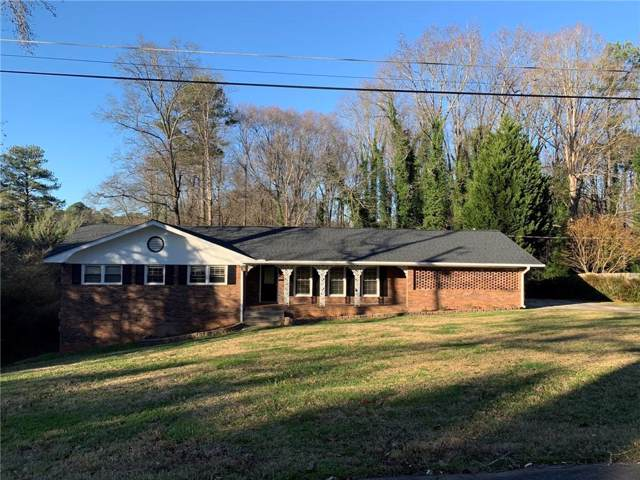 4839 Golden Circle SW, Mableton, GA 30126 (MLS #6672959) :: North Atlanta Home Team