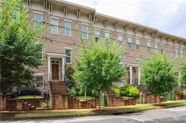 338 Brownstones Circle NE, Atlanta, GA 30312 (MLS #6673088) :: Team RRP | Keller Knapp, Inc.