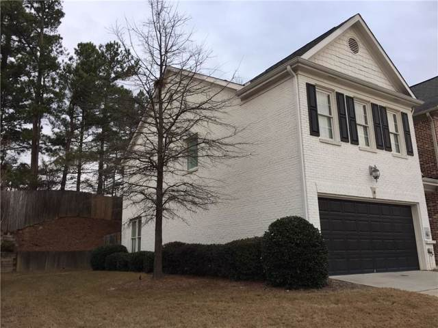 1655 Oakbrook Lake Drive, Norcross, GA 30093 (MLS #6673089) :: North Atlanta Home Team
