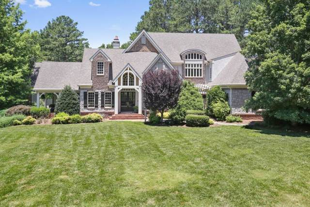 940 Pleasant Hollow Trail, Alpharetta, GA 30004 (MLS #6673110) :: Path & Post Real Estate