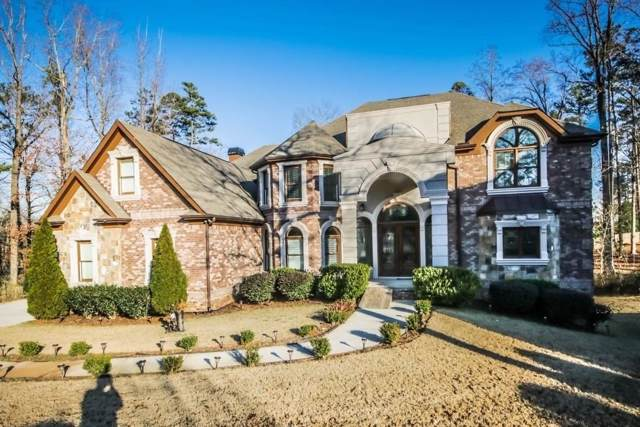 4520 Sunlight Court, Lilburn, GA 30047 (MLS #6673143) :: Tonda Booker Real Estate Sales