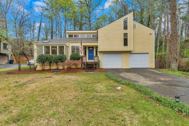 2929 Alberta Drive, Marietta, GA 30062 (MLS #6673190) :: Path & Post Real Estate