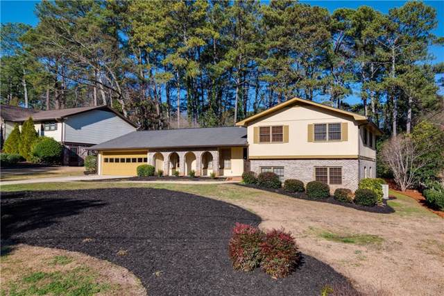 4695 Dana Terrace, Lilburn, GA 30047 (MLS #6673194) :: John Foster - Your Community Realtor