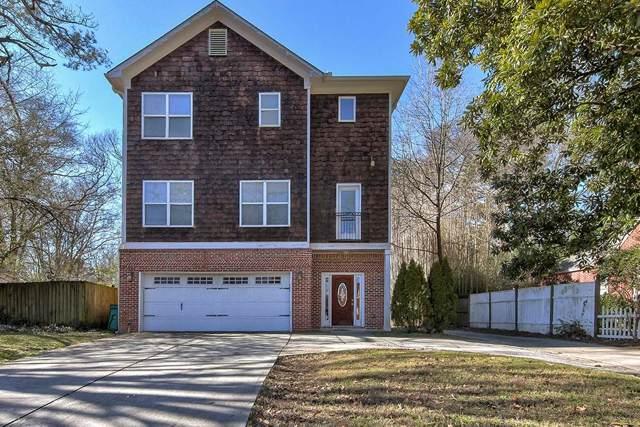 1303 N Druid Hills Road, Brookhaven, GA 30319 (MLS #6673203) :: North Atlanta Home Team