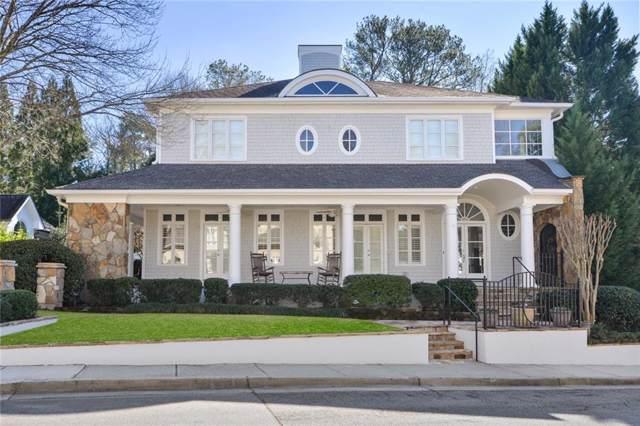4270 Olde Mill Lane NE, Atlanta, GA 30342 (MLS #6673225) :: Tonda Booker Real Estate Sales