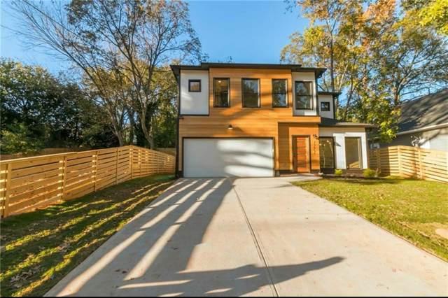 1272 Arkwright Place SE, Atlanta, GA 30317 (MLS #6673233) :: North Atlanta Home Team