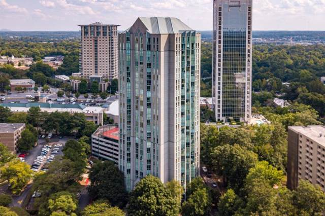 2870 Pharr Court South NW #1601, Atlanta, GA 30305 (MLS #6673241) :: The Zac Team @ RE/MAX Metro Atlanta