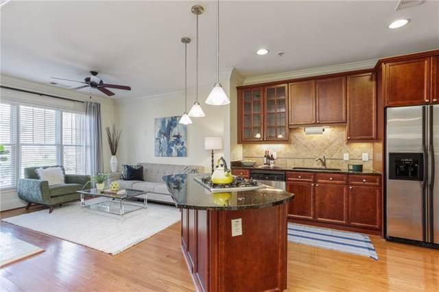 825 Highland Lane NE #1215, Atlanta, GA 30306 (MLS #6673268) :: RE/MAX Prestige