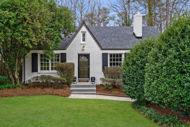1901 Windemere Drive NE, Atlanta, GA 30324 (MLS #6673363) :: North Atlanta Home Team