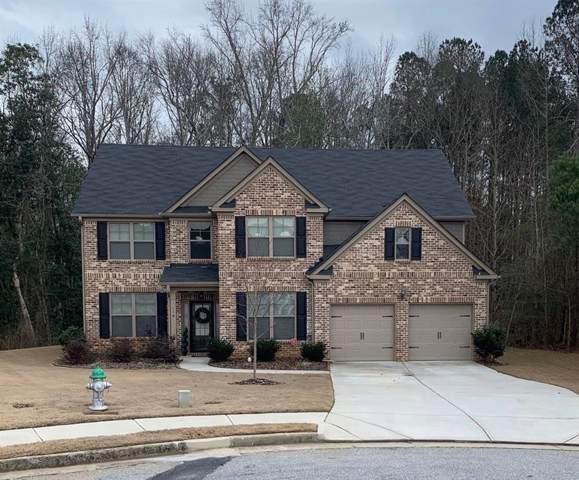 116 Birchwood Court, Loganville, GA 30052 (MLS #6673403) :: The Hinsons - Mike Hinson & Harriet Hinson