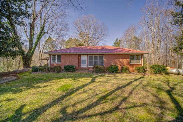 803 Upper Bethany Road, Ball Ground, GA 30107 (MLS #6673431) :: Path & Post Real Estate