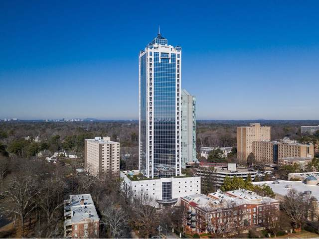 2828 Peachtree Road NW #1404, Atlanta, GA 30305 (MLS #6673443) :: The Zac Team @ RE/MAX Metro Atlanta