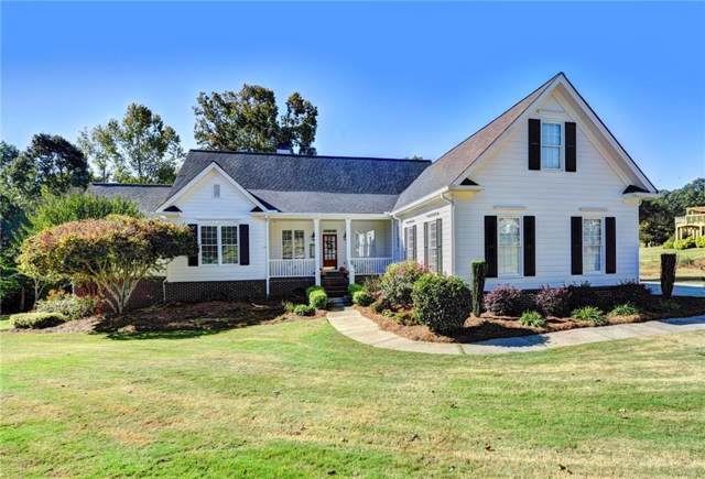 341 Fairway Circle, Monroe, GA 30656 (MLS #6673456) :: North Atlanta Home Team