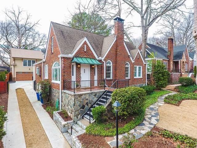 1141 Reeder Circle NE, Atlanta, GA 30306 (MLS #6673495) :: North Atlanta Home Team