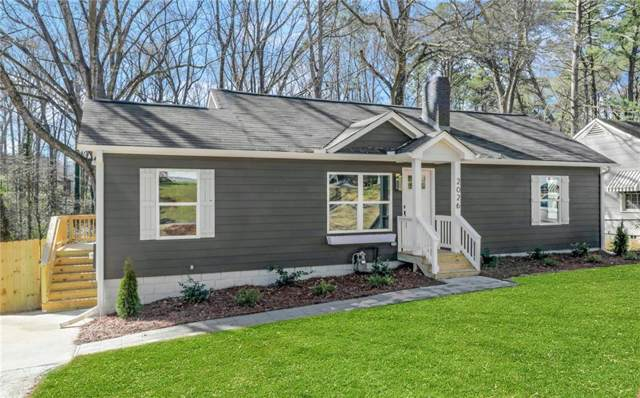 2026 North Avenue NW, Atlanta, GA 30318 (MLS #6673524) :: RE/MAX Prestige
