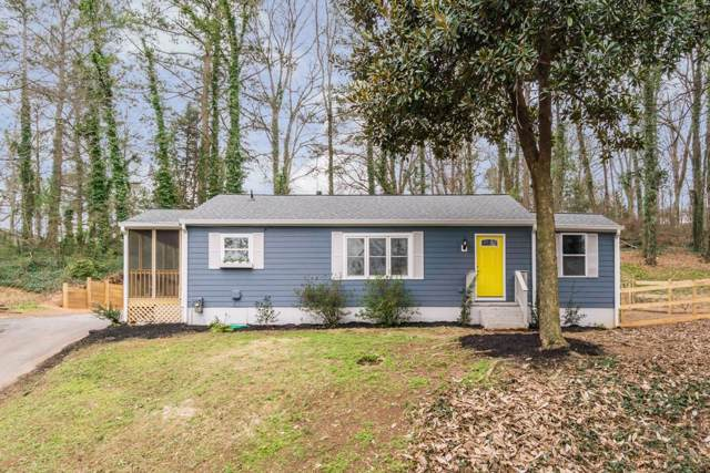 184 Lemon Court NE, Marietta, GA 30060 (MLS #6673602) :: North Atlanta Home Team