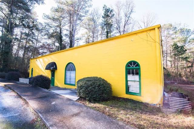 3676 Stone Road SW, Atlanta, GA 30331 (MLS #6673605) :: North Atlanta Home Team