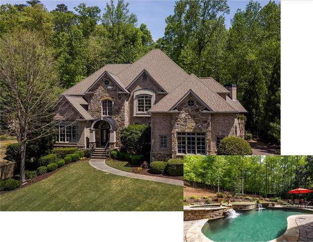 5015 Riverside Park Drive, Roswell, GA 30076 (MLS #6673611) :: North Atlanta Home Team