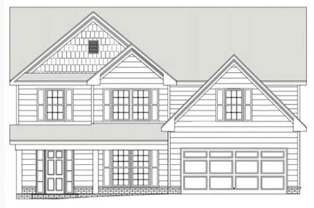 6195 Baltusrol Trace, Fairburn, GA 30213 (MLS #6673628) :: Charlie Ballard Real Estate