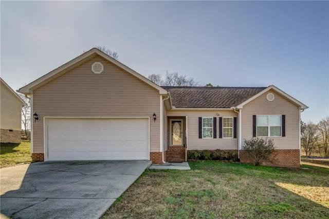 96 N Star Drive, Chatsworth, GA 30705 (MLS #6673731) :: Compass Georgia LLC