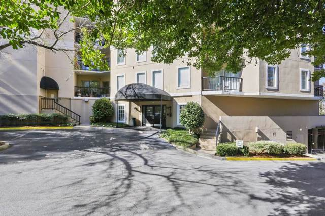 1 Biscayne Drive #609, Atlanta, GA 30309 (MLS #6673736) :: The Zac Team @ RE/MAX Metro Atlanta