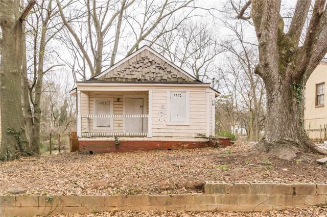 1161 Mayland Circle SW, Atlanta, GA 30310 (MLS #6673772) :: Kennesaw Life Real Estate