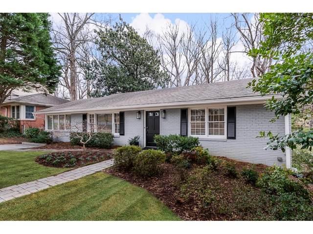 1319 Briarwood Drive NE, Atlanta, GA 30306 (MLS #6673846) :: Good Living Real Estate