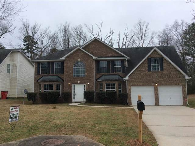 9509 Deer Crossing Lane, Jonesboro, GA 30236 (MLS #6673849) :: Dillard and Company Realty Group