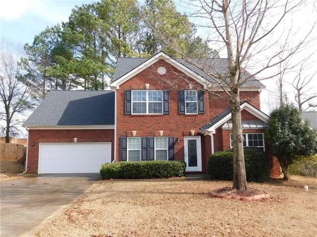100 Red Bud Road, Jefferson, GA 30549 (MLS #6673904) :: RE/MAX Paramount Properties