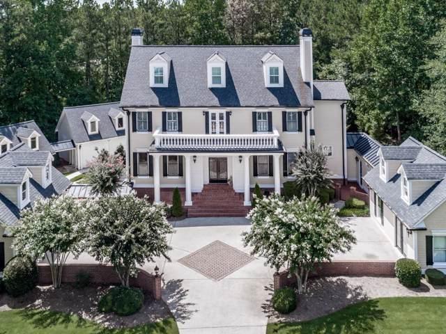 1001 Olde Towne Lane, Woodstock, GA 30189 (MLS #6673913) :: Charlie Ballard Real Estate