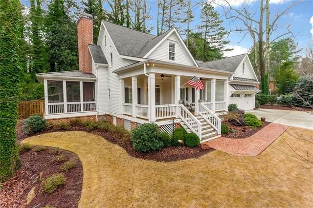 347 Kirkpatrick Drive SW, Marietta, GA 30064 (MLS #6673960) :: North Atlanta Home Team