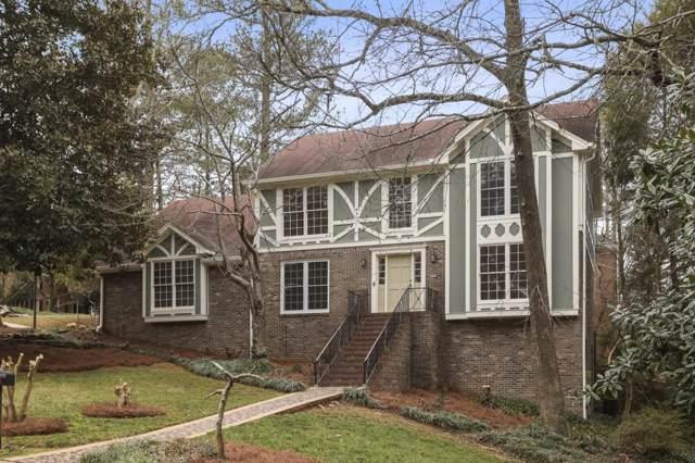 2674 Smoketree Way NE, Atlanta, GA 30345 (MLS #6674027) :: Rock River Realty