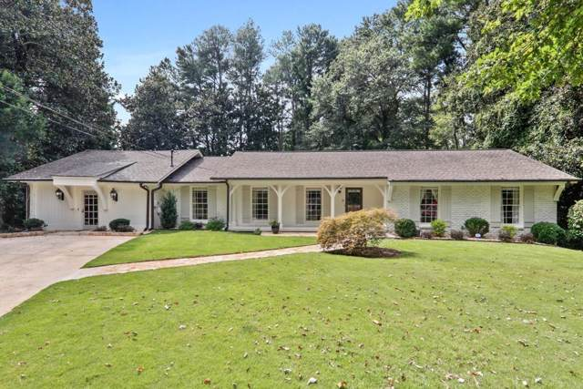 4770 Chatworth Court, Atlanta, GA 30342 (MLS #6674029) :: The Zac Team @ RE/MAX Metro Atlanta