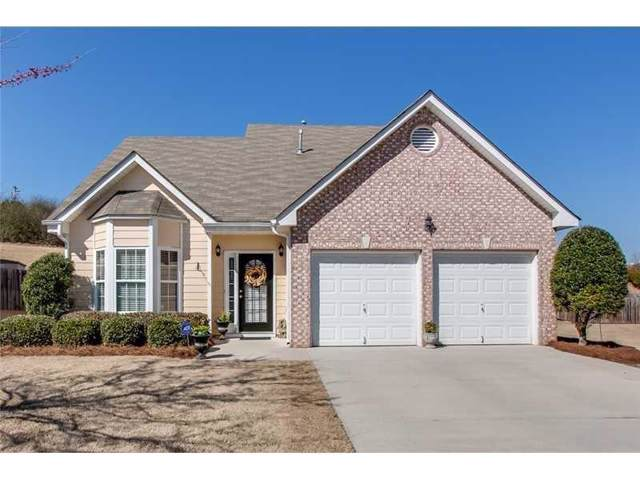 425 Fairpointe Place, Suwanee, GA 30024 (MLS #6674080) :: MyKB Partners, A Real Estate Knowledge Base