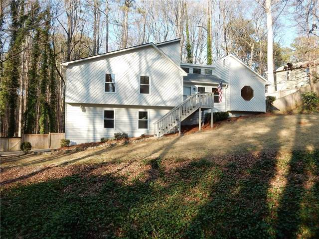 302 Covey Court, Woodstock, GA 30188 (MLS #6674118) :: RE/MAX Paramount Properties