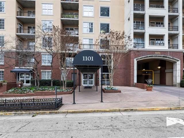 1101 Juniper Street NE #408, Atlanta, GA 30309 (MLS #6674148) :: RE/MAX Prestige